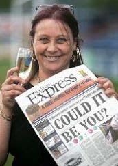 Carole Dakin - Psychic Wins Lottery