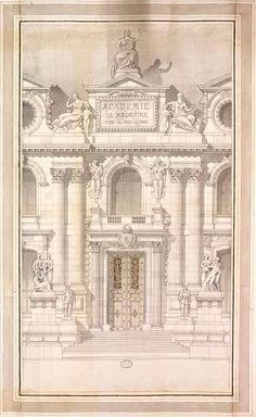 "argentoalmoure: ""Devienne,Albert 1885. Dessin scolaire """