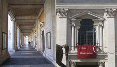 Risultati immagini per palazzo conservatori portico