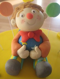 Mr Tumble 2 Birthday Cake, 2nd Birthday Parties, Birthday Ideas, Cbeebies Cake, Mr Tumble, Farm Cake, Fondant Cake Toppers, Little Girl Birthday, Occasion Cakes