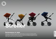 Bugaboo - the stroller collection