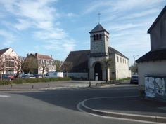 church of Veneux-les-Sablons