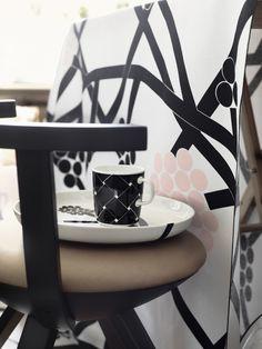 Marimekko's Oiva - Basket mug 4 dl