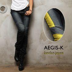 UglyBros AEGIS-K kevlar riding jeans - WANT!