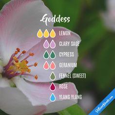Goddess - Essential Oil Diffuser Blend