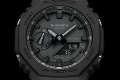 """G-Shock Introduces the """"Extra-Thin"""" Carbon Core Guard G Shock Watches Mens, Casio G Shock, Cool Watches, Watches For Men, Men's Watches, Dream Watches, Luxury Watches, Richard Mille, Patek Philippe"""