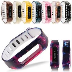 Silicon Replacement Wristband Watch Strap Accessory+Clasp fr Fitbit ONE Bracelet