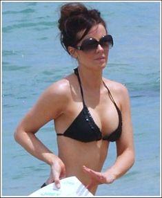 Girls And Bikini: Kate Beckinsale