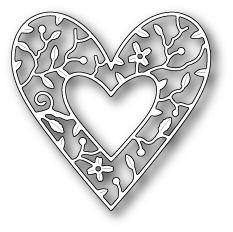 [99104] DIES- Clementine Heart