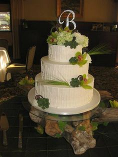 The Flower Shop | Green Cake Decor