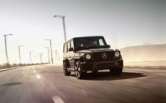 Gelandewagen Mercedes amg