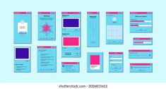 Retro Computer: vetores, imagens e arte vetorial stock | Shutterstock Old Computers, Shutters, Illustration, Bar Chart, Messages, Retro, Vector Art, Vectors, Pictures
