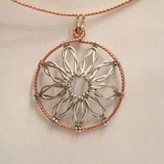 Tutorial :Wire Loveknot Pendant