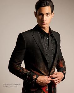 Tyler Mata = Rhysand, Lord of the Night Court Tyler Mata, Rhysand, Our Wedding, Suit Jacket, Handsome, Blazer, Jackets, Lord, Men