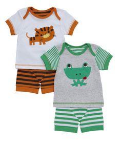 Mothercare Novelty Pyjamas 2 Pack