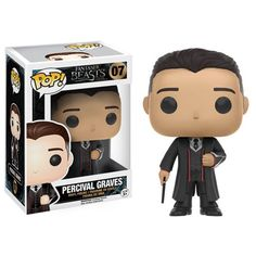 JMD Toy Store - Fantastic Beasts & Where To Find Them POP! Percival