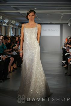Ines Di Santo Wedding Dresses and Bridal Gowns Wedding Dresses 2014, Designer Wedding Dresses, Bridal Dresses, Wedding Gowns, Different Dresses, Nice Dresses, Amazing Dresses, Vera Wang, Bridal Reflections