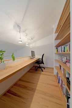 共有ホール Loft Interior Design, Interior Exterior, Interior Architecture, Dream Home Design, Home Office Design, Home Renovation, Home Remodeling, Japanese Modern House, Village House Design