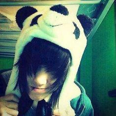 panda emo girl by - photo #31