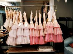 the-pastry: Dressing Room -- Ballet Inspiration