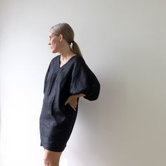 Mersis Dress and Top - The Foldline Sewing Blogs, Pdf Sewing Patterns, Clothing Patterns, Jacket Pattern, Top Pattern, Dress Making Patterns, Size 16 Dresses, Poplin, Normcore