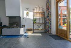 Leisteen Look Grey Keramiek - Van den Heuvel & Van Duuren Van, Patio, Outdoor Decor, Home Decor, Homemade Home Decor, Yard, Terrace, Vans, Decoration Home