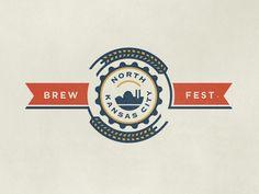 North Kansas City Brew Fest Logo   by Tim Sullentrup