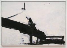 Franz Kline | Monitor, 1956