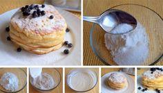 Jogurtové lívance - perfektní snídaně