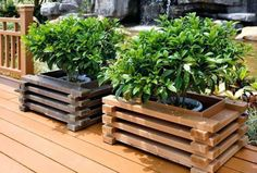 How To Make Wooden Planter Boxes Waterproof? : Best Wood For Planter Boxes. Best wood for planter boxes. how to build wooden planter box,how to make a large wooden planter box,how to make simple wooden planter boxes,how to make small wooden planter boxes Outdoor Planter Boxes, Planter Box Plans, Pallet Planter Box, Garden Planter Boxes, Wooden Garden Planters, Flower Planters, Diy Planters, Flower Pots, Container Garden