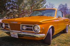 1965 Plymouth Barracuda Sports Coupe...Re-pin brought to you by agents at #HouseofInsurance #Eugene, Oregon for #carinsurance.