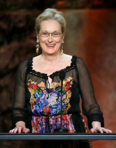 36. Meryl Streep, actress | 51 Seriously Badass Ladies Who Will Make You Proud To Be A Woman