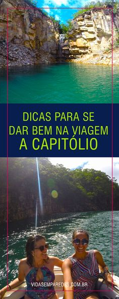 """Confira dicas de Capitólio, o paraíso em Minas Gerais onde está o Lago de Furnas, o """"mar de Minas""""."""
