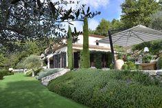 By Zantos Interiors  Garden design, France sunshade gardenart
