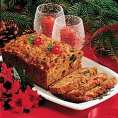 "Apricot Fruitcake! Blue Ribbon ""Taste of Home"" Recipe! Can't wait to make this!"