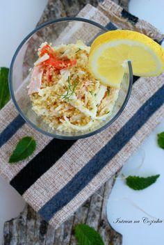Intrusa na Cozinha: Couscous de Pescada