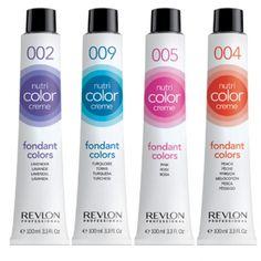Revlon Nutri Color, maska koloryzująca bez amoniaku, tuba 100ml