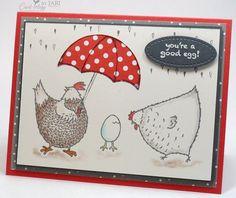 Chick - SU - SAB - Hey, Chick Stamp set, Weather Together