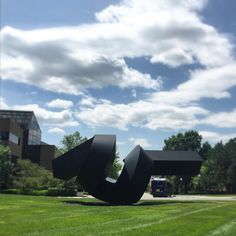 The 'Hob Nob' next to the Space Research building on North Campus! #GoBlue