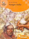 Ricardo Mariño: Sangre India - Libro Usado