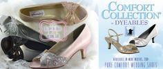 Benjamin Walk, The Leader in Bridal, Prom & Evening Footwear