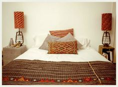 An Indian Summer: Tales of Textiles Looking for boho bedding from India and the far east? Try: http://www.naturalbedcompany.co.uk/