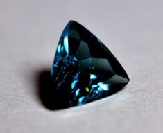Blue Garnets are the 8th rarest gem