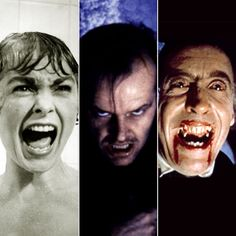 I don't like scary movies...but it IS halloween time.... 50 Top Scary Movies List
