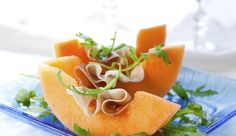 Melon Carpaccio with Lime   Recipe   Limes, Food and Recipe
