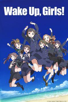 Wake Up, Girls! Anime ENG-Sub