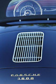 Porsche 356 BT5 Roadster