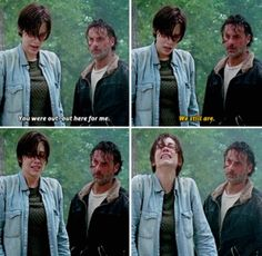 The Walking Dead Season 7 Ep. 1 'The Day Will Come When You Won't Be' This episode was devastating!