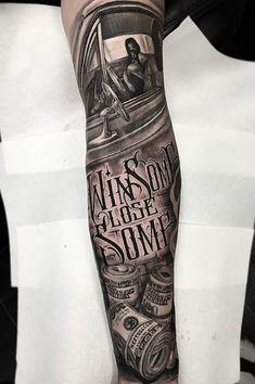 18 new ideas tattoo arm text thoughts – tattoo sleeve men Hand Tattoos, Chicanas Tattoo, Money Tattoo, Forarm Tattoos, Cool Forearm Tattoos, Wrist Tattoo, Chicano Tattoos Sleeve, Forearm Sleeve Tattoos, Best Sleeve Tattoos