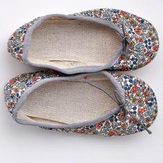 Handmade Ballet Shoes
